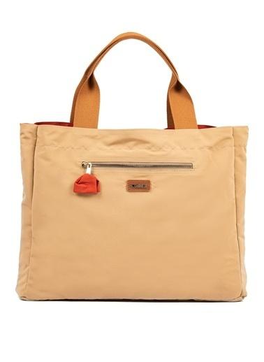 Cache The Bag Santi-Çift Taraflı Kiremit
